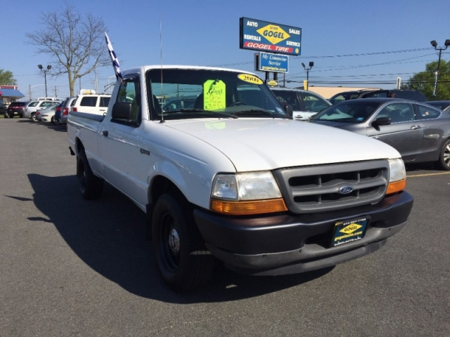 2000 Ford Ranger Mpg >> 2000 Ford Ranger Reg Cab 112 Wb Xl Used Car Inventory East