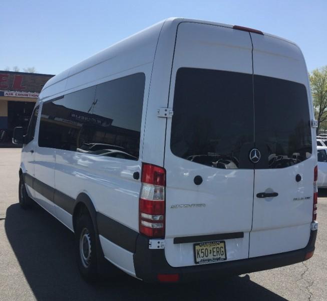 Mercedes-Benz Sprinter Passenger Vans 2015 price $28,995