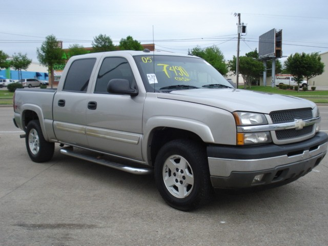 Chevrolet Silverado 1500 2005 price $6,990