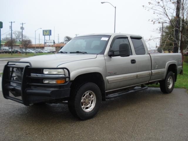 Chevrolet Silverado 2500HD 2002 price $5,490