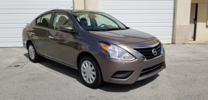 Nissan Versa 2017 price $5,900 Cash