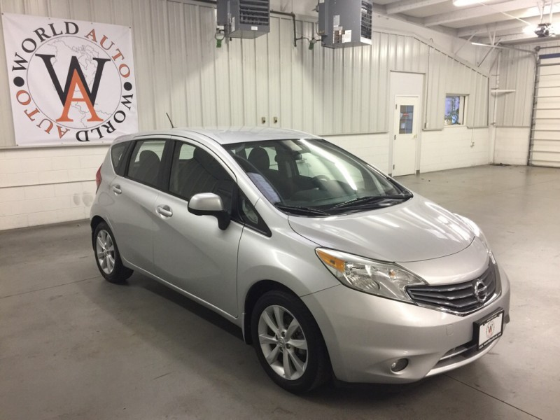 NISSAN VERSA NOTE 2014 price $6,495