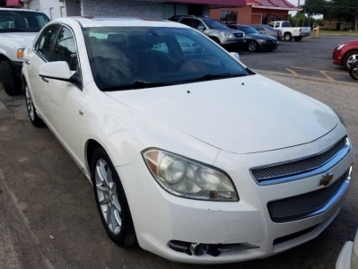 2008 Chevrolet Malibu LTZ 4dr Sedan 124k miles $1500 down