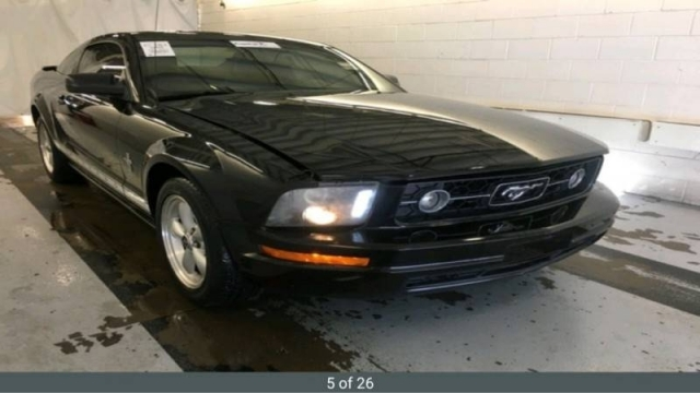 2008 ford mustang v6 deluxe 2dr fastback - best preowned cars in