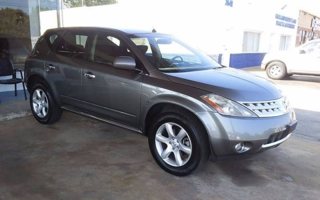 2007 Nissan Murano SE AWD 4dr SUV - Best Preowned Cars in Texas ...