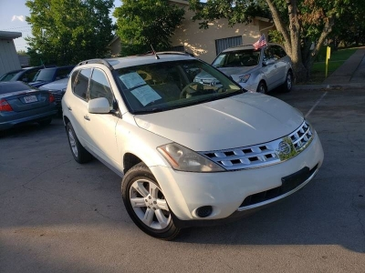 2007 Nissan Murano 2WD 4dr S$1000 DOWN $7995+TTL