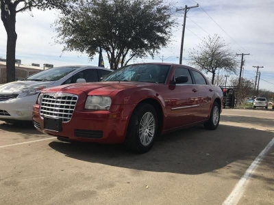 2009 Chrysler 300 LX 4dr  112k miles leather seats $1500 down & up