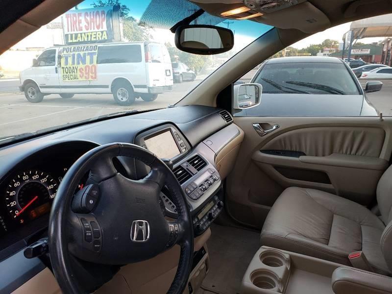 Honda Odyssey 2007 price $4,500 Cash
