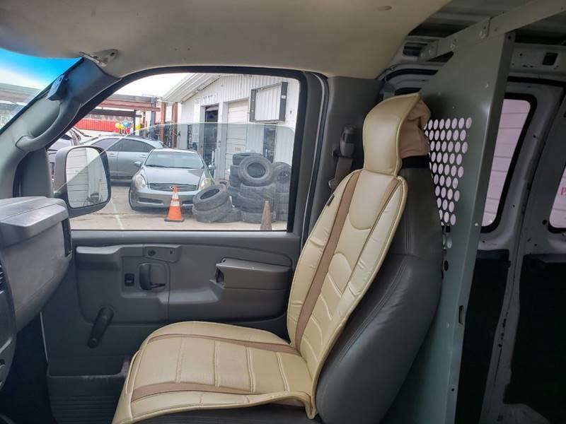 Chevrolet Express Cargo 2007 price $3,995