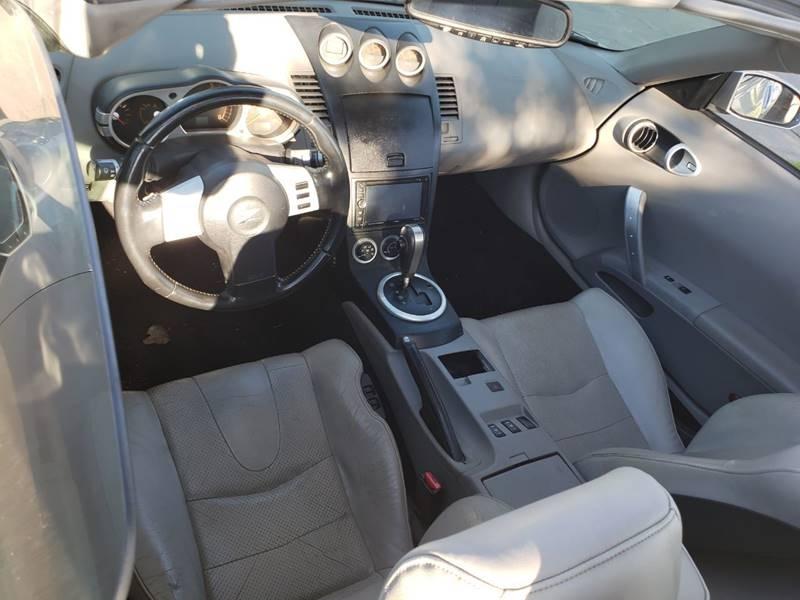 Nissan 350Z 2004 price $5,500