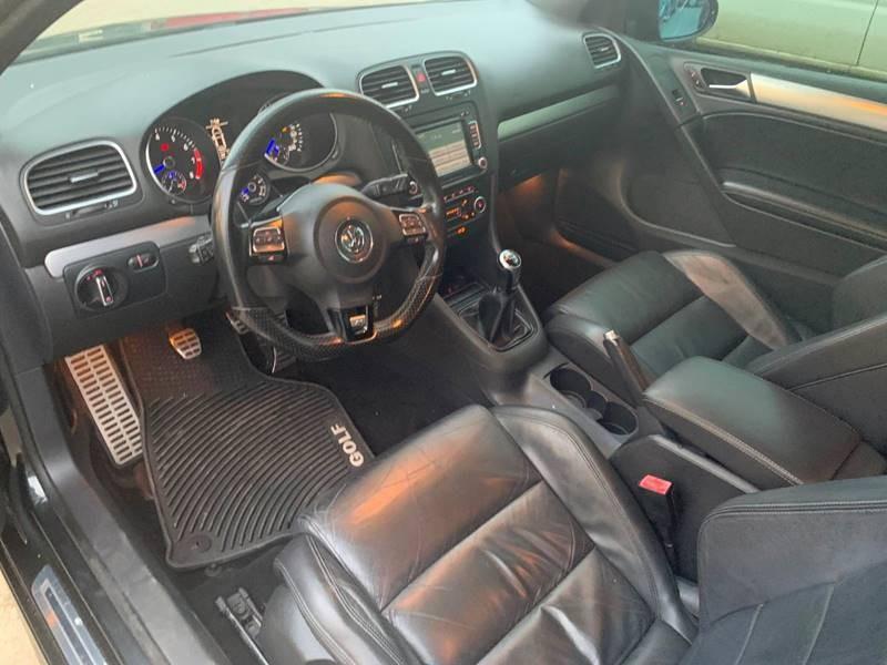 Volkswagen Golf R 2012 price $13,995