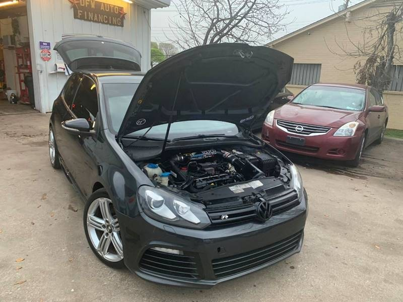 Volkswagen Golf R 2012 price $13,995