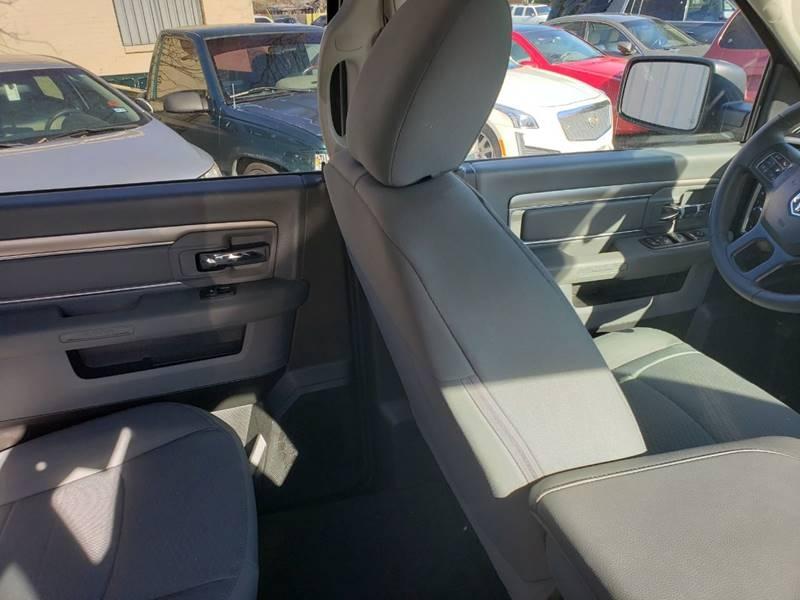 RAM Ram Pickup 1500 Classic 2019 price $22,995