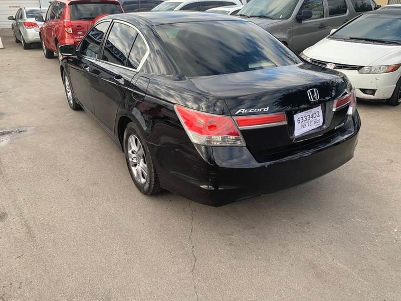 Honda Accord 2012 price $5,995