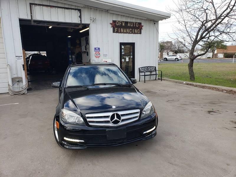 Mercedes-Benz C-Class 2011 price $7,500