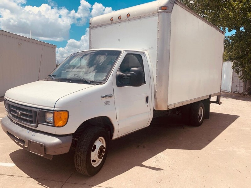 Ford E-Series Chassis 2007 price $6,995