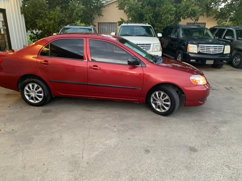 Toyota Corolla 2006 price $5,500