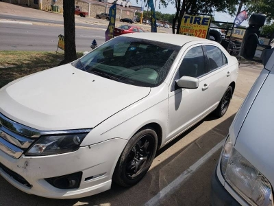 2011 Ford Fusion 4dr Sdn SE FWD 127k miles