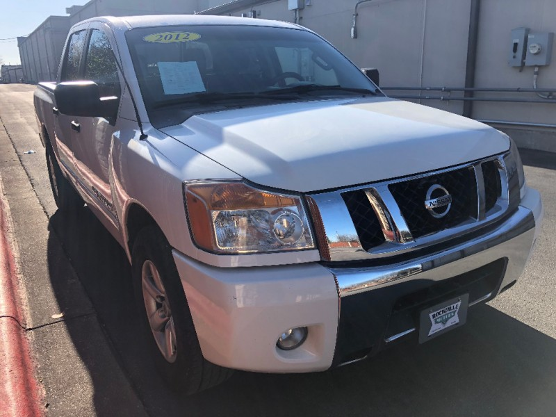 Nissan Titan 2012 price $10,875 Cash
