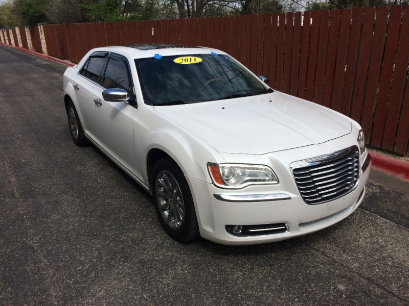 2011 Chrysler 300 4dr Sdn 300c Rwd Inventory Used Cars