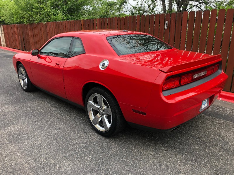 2009 Dodge Challenger 2dr Cpe R T Inventory Used Cars