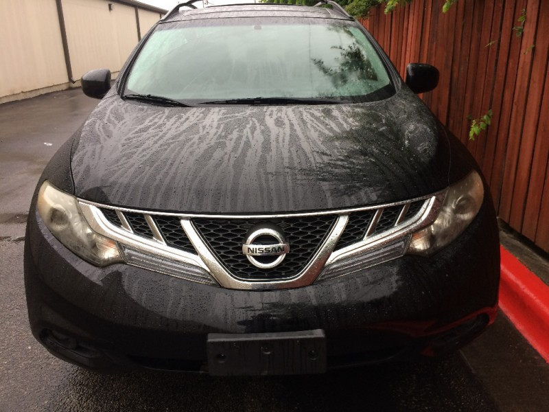 2011 Nissan Murano Awd 4dr Sl Inventory Used Cars Austin