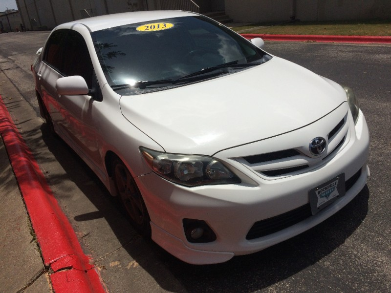 Toyota Corolla 2013 price $10,725 Cash