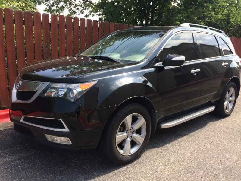Acura MDX 2010 price $9,875 Cash