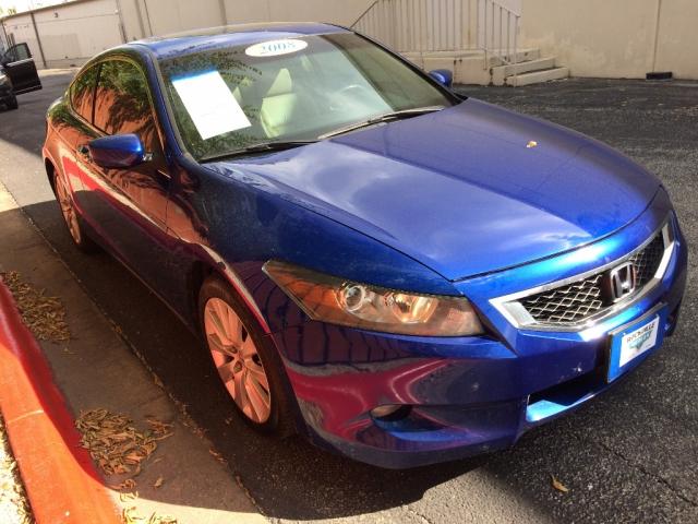 2008 Honda Accord Cpe