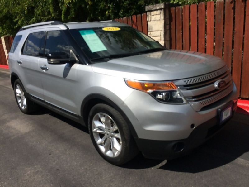 Ford Explorer 2015 price $14,850 Cash