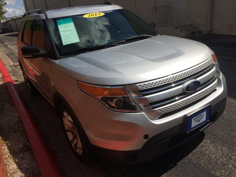 Ford Explorer 2015 price $14,450 Cash