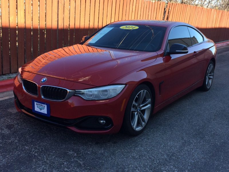 BMW 4 Series 2014 price $16,850 Cash