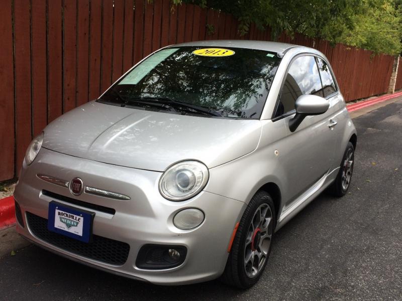 Fiat 500 2013 price $6,700 Cash