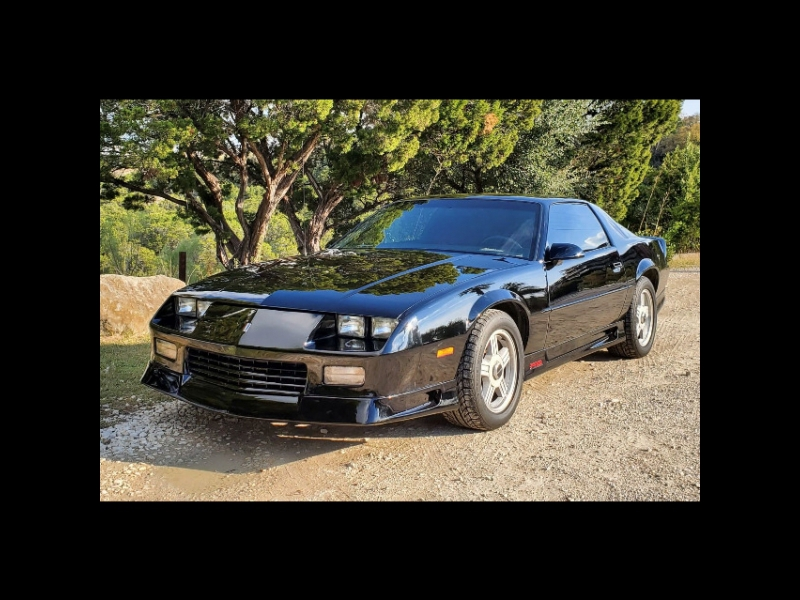 Chevrolet Camaro 1991 price $11,850 Cash