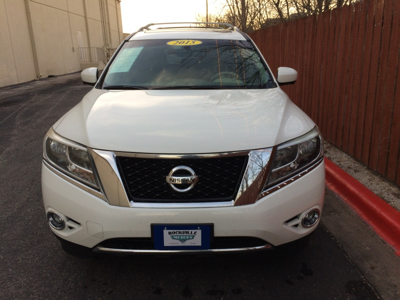 Nissan Pathfinder 2015 price $14,750 Cash
