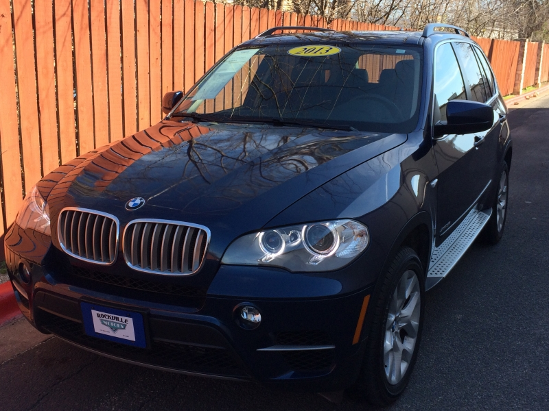 BMW X5 2013 price $14,675 Cash