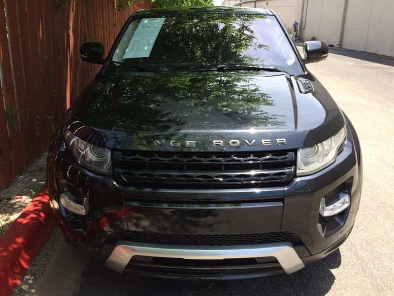 Land Rover Range Rover Evoque 2012 price $15,985 Cash