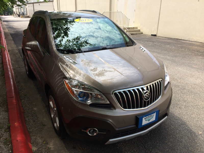 Buick Encore 2015 price $12,250
