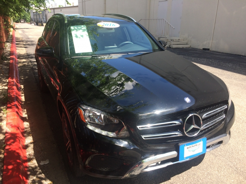 Mercedes-Benz GLC 2016 price $23,875 Cash