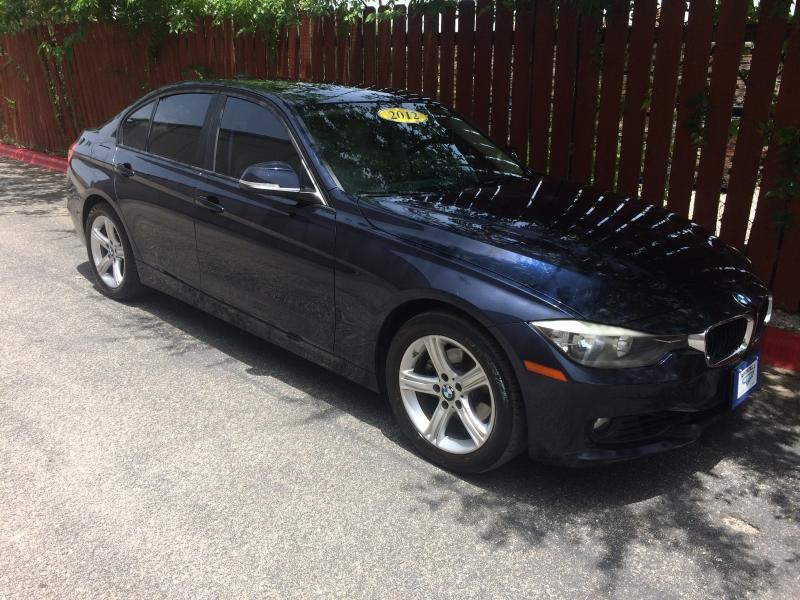 BMW 3-Series 2012 price $11,485