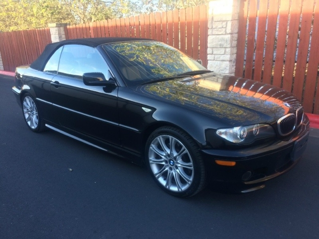 BMW Series Ci Dr Convertible Inventory Used Cars - 2006 bmw convertible