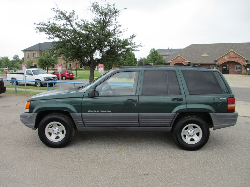 1996 jeep grand cherokee laredo 4x4 inventory buzzzmotors auto dealership in moore oklahoma. Black Bedroom Furniture Sets. Home Design Ideas