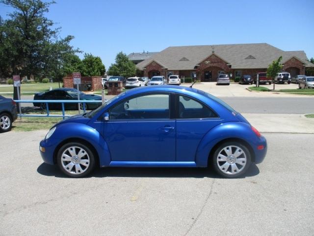2003 Volkswagen New Beetle Coupe