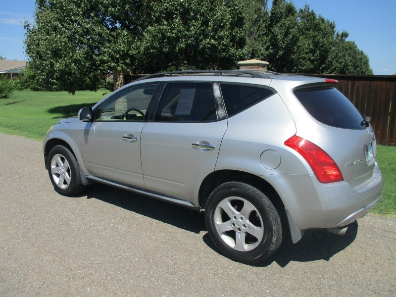 2005 nissan murano 4dr sl awd v6 leather sunroof inventory buzzzmotors auto dealership in. Black Bedroom Furniture Sets. Home Design Ideas