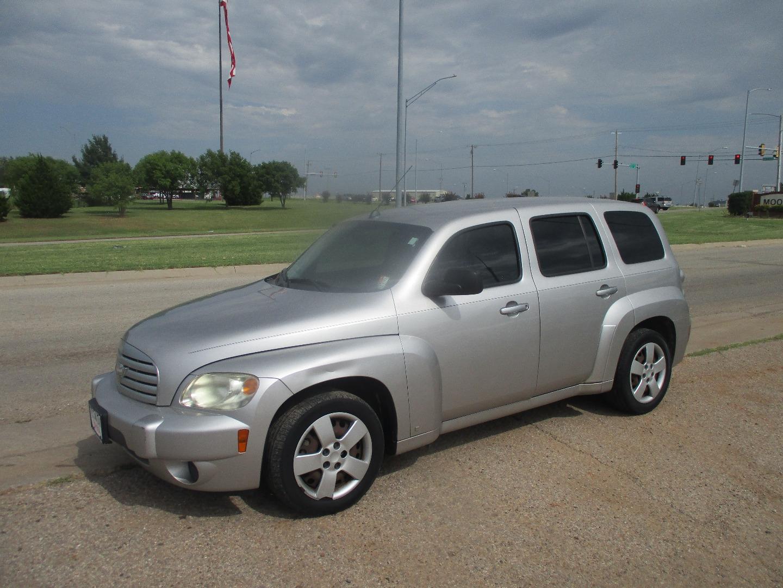 2007 Chevrolet Hhr 2wd 4dr Ls Buzzzmotors Dealership In Moore