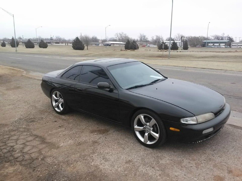 1995 nissan 240sx 2dr coupe auto inventory for 1995 nissan 240sx window motor