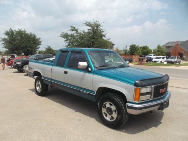 Gmc Terrain Amos >> 1993 GMC Sierra 1500 Z71 4X4 Auto!! - Inventory | buzzzmotors | Auto dealership in moore, Oklahoma