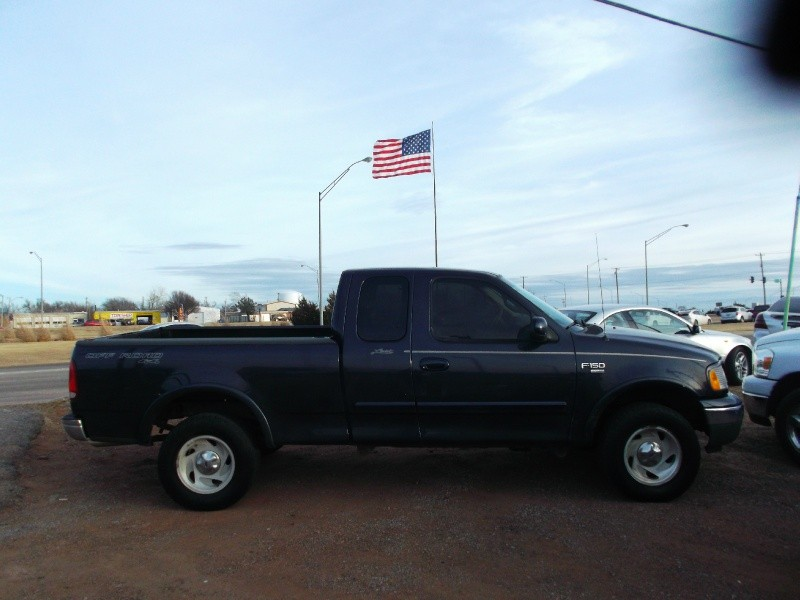 2001 Ford F-150 Supercab XLT Lariat V8 4x4 - Inventory ...