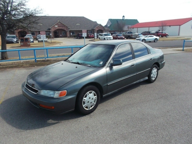 1997 Honda Accord Sdn