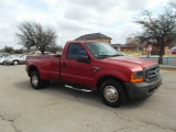 Ford Super Duty F-350 DRW 2001